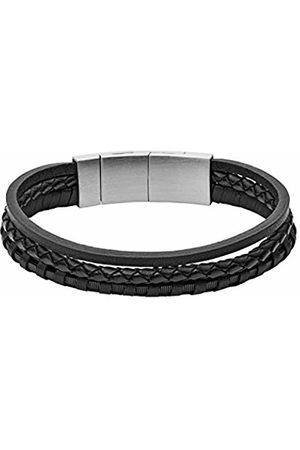 Fossil Men Non Metal Strand Bracelet - JF02935001