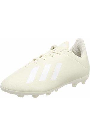 adidas Boys' X 18.4 FxG J Footbal Shoes, FTWR /Core