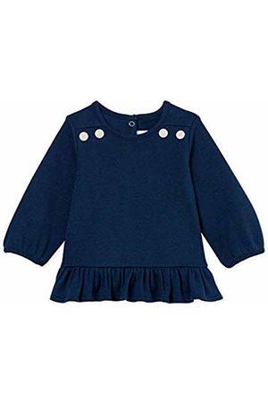 Petit Bateau Baby Girls' Blouse ML_4728201 Longsleeve T-Shirt