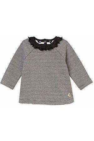 Petit Bateau Baby Girls' Blouse ML_4436401 Longsleeve T-Shirt