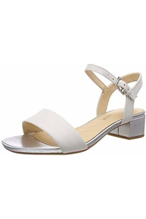 30a722592 Clarks Orabella Iris Leather Sandals in Combi Standard Fit Size 7