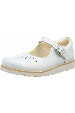 Clarks Girls' Crown Jump K Loafers, ( Interest-)
