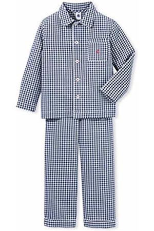 Petit Bateau Boy's 1082093500 Checkered Pyjama Set