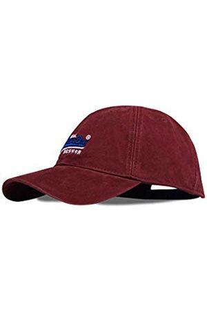 Superdry Men's Label Wash Twill Cap Baseball