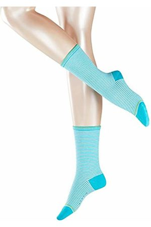 Esprit Women's Stripe Calf Socks