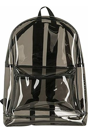 Urban classics Transparent Backpack Rucksack 50 cm 1.6 litres Transparent Black