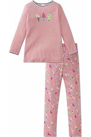 Schiesser Girl's Md Anzug Lang Pyjama Set