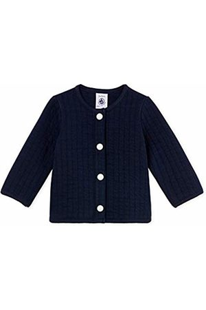 Petit Bateau Baby Girls' Cardigan_4728003 Blau (Smoking 03)