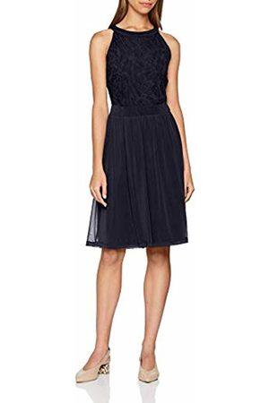 s.Oliver Women's 05.903.82.3042 Dress (Navy 5959) 16 (Size: 42)