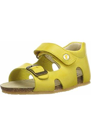 44254af7c6f Yellow girls  sandals
