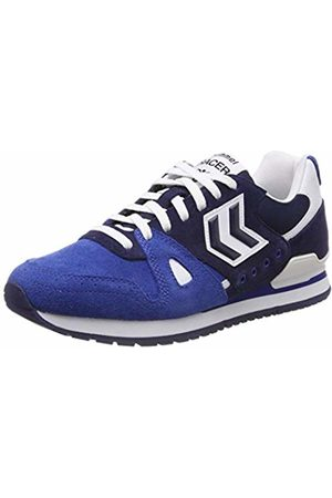 Hummel Trainers - Unisex Adults' Marathona Low-Top Sneakers