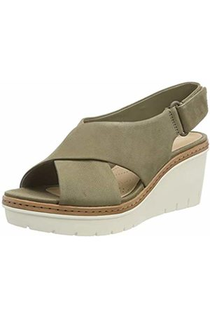 867f7a4a496 Clarks Women s Palm Candid Ankle Strap Sandals