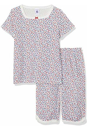 Petit Bateau Girl's Bretagne Pyjama Set
