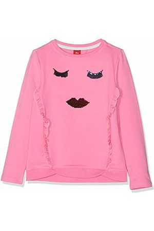 s.Oliver Girl's 53.902.41.4098 Sweatshirt, ( 4420)