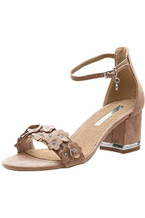 Xti Women's 32032 Sling Back Heels, Taupe