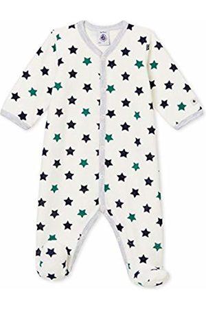 Petit Bateau Baby Boys' DORS BIEN_4367902 Sleepsuit