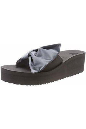 flip*flop Women's poolwedge Wing Platform Sandals