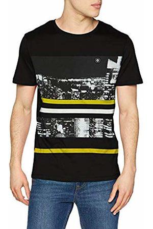 Jack & Jones Men's Jcooval Tee Ss Crew Neck T-Shirt, ( Fit:Reg)