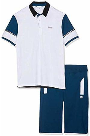 HUGO BOSS Boys Polo Shirts - Boy's Ens.Polo+Bermuda Clothing Set