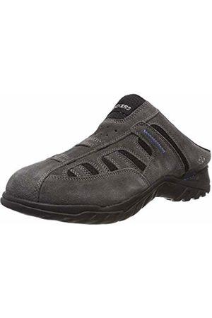 Dockers Men's 36li005-200236 Clogs, (Asphalt/Blau 236)