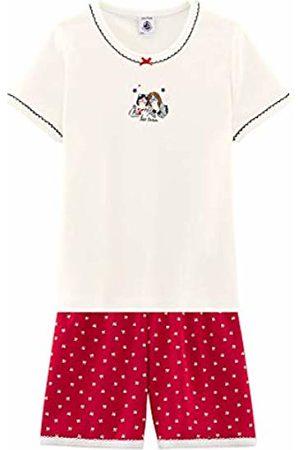 Petit Bateau Girl's Lot Baie Pyjama Sets 6 Years (Size: 6A)