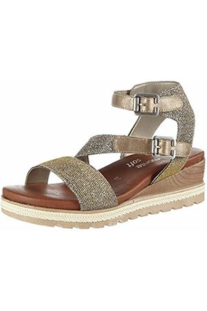 Remonte Women's D6351 Gladiator Sandals, ( - /oro/90 90)