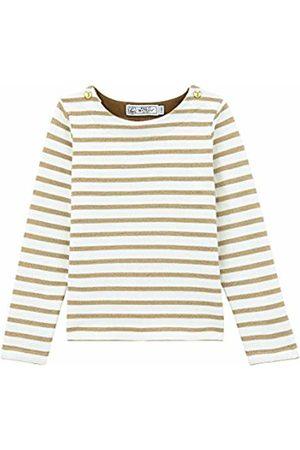 Petit Bateau Girl's Mariniere_4501704 Longsleeve T-Shirt