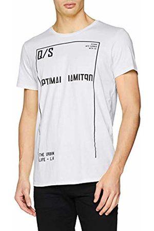 s.Oliver Men's 40.903.32.5418 T-Shirt, ( 0100)
