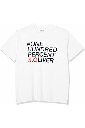 s.Oliver Men's 15.903.32.7691 T-Shirt 0100