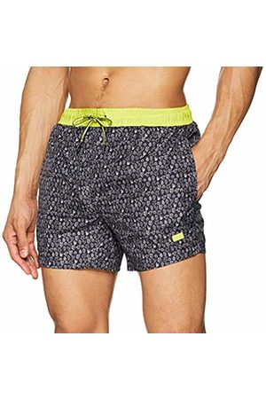 HUGO BOSS Men's Scorpionfish Swim Trunks, (Open 061)