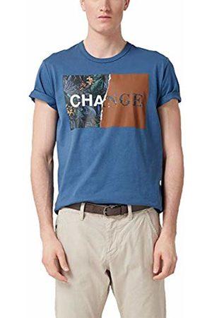 s.Oliver Men's 13.903.32.3880 T-Shirt, (Oxide 5474)