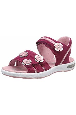 Superfit Girls' Emily Ankle Strap Sandals