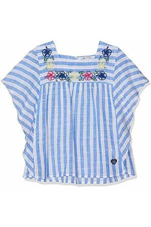 Pepe Jeans Girl's Caty Blouse, (Electric 554)