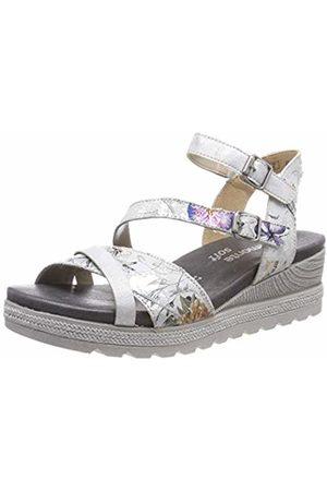 Remonte Women's D6356 Sling Back Sandals