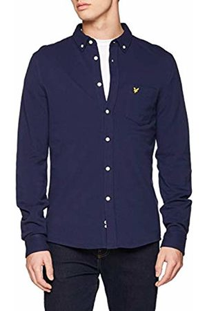 Lyle & Scott Men's Oxford Pique Shirt Casual