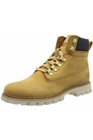 Caterpillar Men's Lexicon Classic Boots, (Honey Reset )