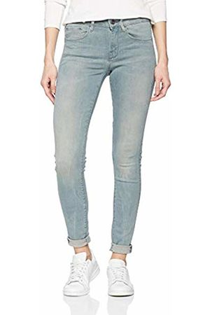 G-Star Women's 3301 Deconstructed Mid Waist Skinny Jeans