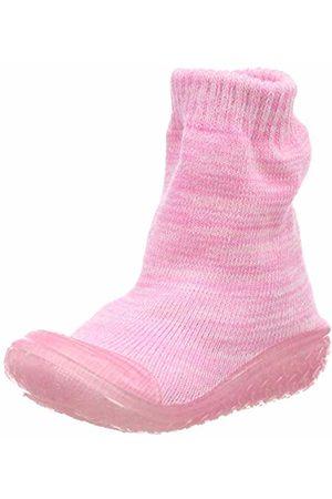 Playshoes Unisex Kids' Hausschuh-socke Gestrickt Hi-Top Slippers