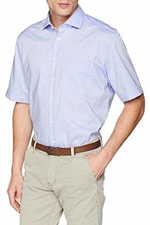Seidensticker Men's Comfort Kurzarm Mit Kent Kragen Bügelfrei Uni Formal Shirt
