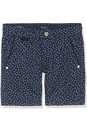 Pepe Jeans Boy's Blueburn Short Clover Swim