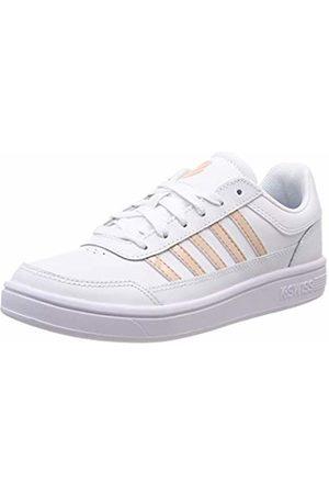 K-Swiss Women's Court Chasseur Low-Top Sneakers, ( /Spanishvilla/Wht 190)