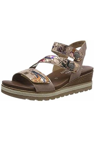 Remonte Women's D6358 Sling Back Sandals