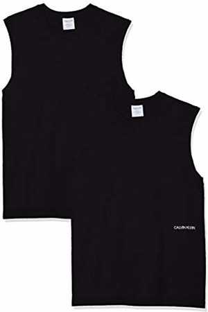 Calvin Klein Men's Muscle Tank 2pk (unisex) T-Shirt
