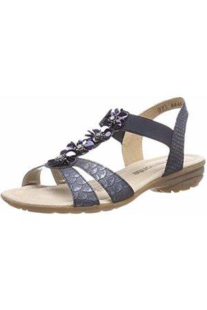 Remonte Women's R3633 T-Bar Sandals 6.5 UK