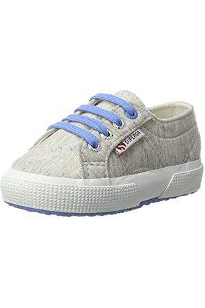 Superga Unisex Kids' 2750 Fabric Jerseyj Slippers multi-coloured Size: 13 UK