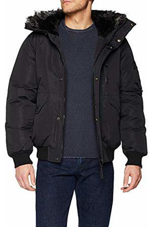 Celio Men Jackets - Men's Mufunny1 Jacket, Noir