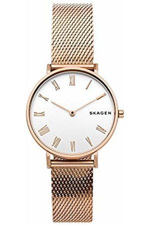 Skagen Womens Analogue Quartz Watch with Stainless Steel Strap SKW2714