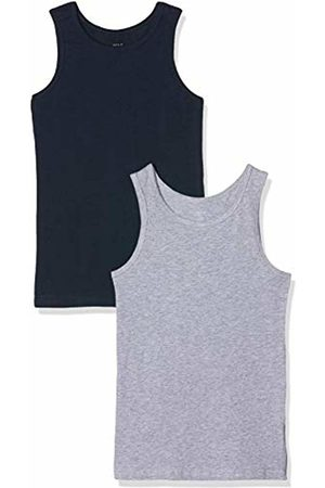Name it Boy's Nkmtank Top 2p Noos T-Shirt