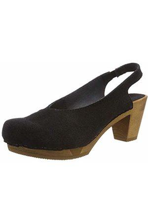 Sanita Women's Lenna Square Flex Sandal Closed Toe ( 2) 6.5 UK