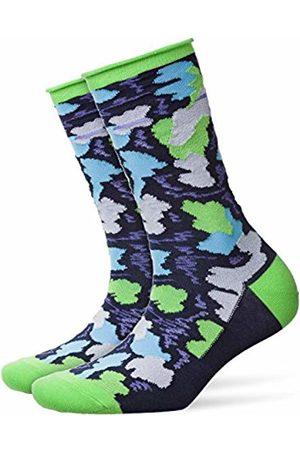 Burlington Women's Painted Camouflage Socks